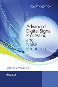 Advanced Digital Signal Processing and Noise Reduction, 4/e (Hardcover)-cover