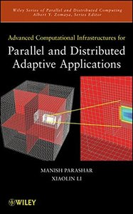 Advanced Computational Infrastructures for Parallel and Distributed Applications (Hardcover)-cover