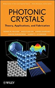 Photonic Crystals, Theory, Applications and Fabrication (Hardcover)-cover