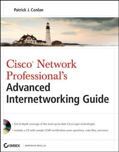 Cisco Network Professional's Advanced Internetworking Guide (Paperback)-cover
