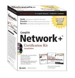 CompTIA Network+ Certification Kit: (Exam: N10-004) 2/e (Paperback)-cover