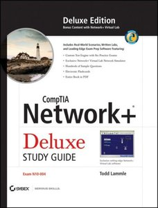 CompTIA Network+ Deluxe Study Guide: (Exam N10-004) (Hardcover)-cover