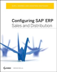 Configuring SAP ERP Sales and Distribution (Hardcover)-cover