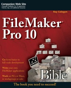 FileMaker Pro 10 Bible (Paperback)-cover