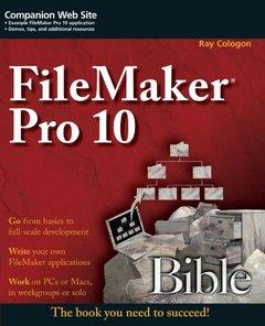 FileMaker Pro 10 Bible (Paperback)