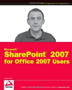 Microsoft SharePoint 2007 for Office 2007 Users (Paperback)-cover