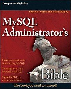 MySQL Administrator's Bible (Paperback)-cover