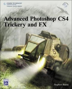 Advanced Photoshop C4 Trickery & FX (Paperback)-cover