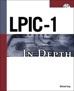 LPIC-1 In Depth (Paperback)-cover