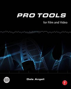 Pro Tools for Film and Video (Paperback)-cover