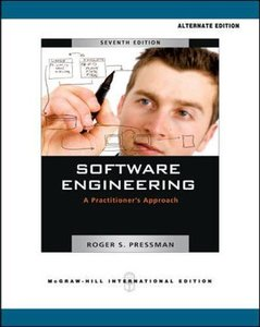 Software Engineering: A Practitioner's Approach, 7/e (IE-Paperback)-cover