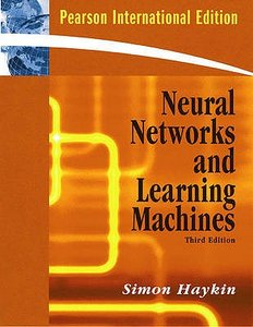 Neural Networks and Learning Machines, 3/e (IE-Paperback)-cover