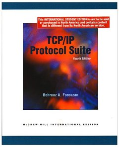TCP/IP Protocol Suite, 4/e (IE-Paperback)-cover