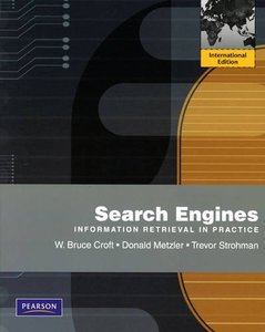Search Engines: Information Retrieval in Practice (IE-Paperback)-cover