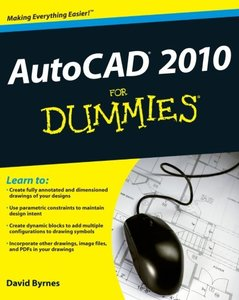 AutoCAD 2010 For Dummies (Paperback)-cover