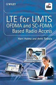 LTE for UMTS - OFDMA and SC-FDMA Based Radio Access (Hardcover)-cover