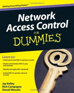 Network Access Control For Dummies (Paperback)