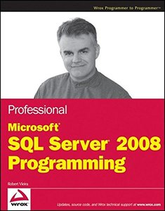 Professional Microsoft SQL Server 2008 Programming (Paperback)-cover