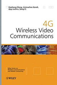 4G Wireless Video Communications (Hardcover)-cover
