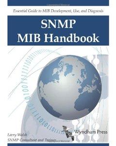 SNMP MIB Handbook (Paperback)-cover