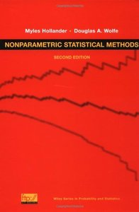 Nonparametric Statistical Methods, 2/e (Hardcover)-cover