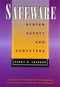Safeware: System Safety and Computers (Paperback)-cover