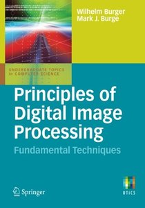 Principles of Digital Image Processing: Fundamental Techniques (Paperback)-cover