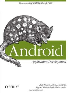 Android Application Development: Programming with the Google SDK (Paperback)-cover