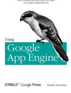 Using Google App Engine (Paperback)-cover