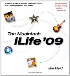 The Macintosh iLife 09 (Paperback)-cover
