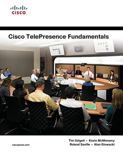 Cisco TelePresence Fundamentals (Paperback)-cover
