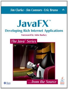 JavaFX: Developing Rich Internet Applications (Paperback)-cover
