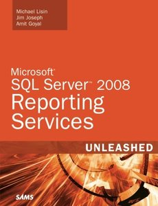 Microsoft SQL Server 2008 Reporting Services Unleashed (Paperback)-cover