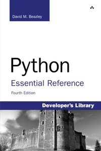 Python Essential Reference, 4/e (Paperback)-cover