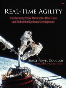 Real-Time Agility: The Harmony/ESW Method for Real-Time and Embedded Systems Development (Paperback)-cover