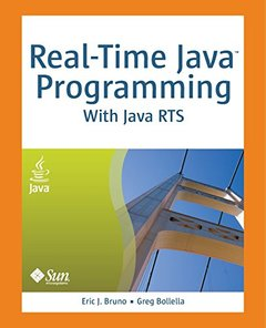Real-Time Java Programming: With Java RTS (Paperback)-cover