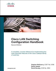 Cisco LAN Switching Configuration Handbook, 2/e (Paperback)-cover