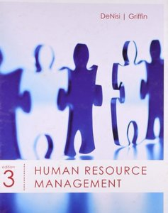 Human Resource Management, 3e (Hardcover)