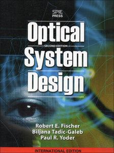 Optical System Design, 2/e (IE-Paperback)-cover