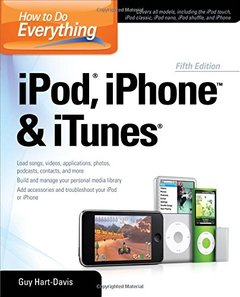 How to Do Everything iPod, iPhone & iTunes, 5/e (Paperback)-cover