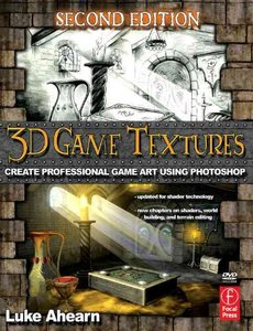 3D Game Textures : Create Professional Game Art Using Photoshop, 2/e (Paperback)-cover