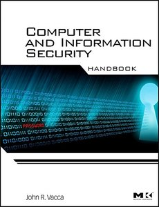 Computer and Information Security Handbook (Hardcover)-cover