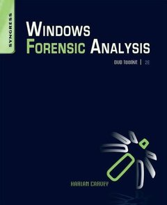 Windows Forensic Analysis DVD Toolkit, 2/e (Paperback)-cover