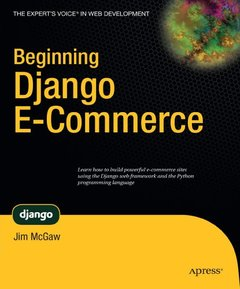 Beginning Django E-Commerce-cover