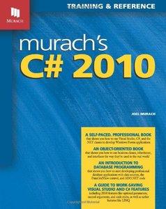 Murach's C# 2010, 4/e (Paperback)-cover