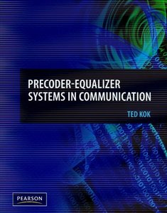 Precoder-Equalizer Systems in Communications (Paperback)-cover