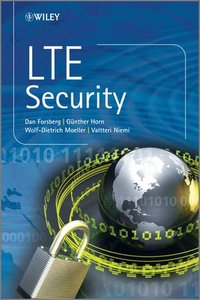 LTE Security (Hardcover)-cover