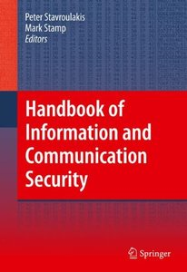 Handbook of Information and Communication Security (Hardcover)