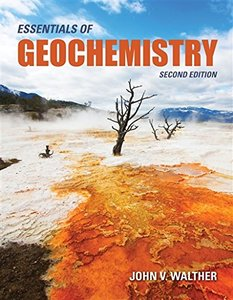 Essentials of Geochemistry (Hardcover)-cover