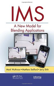 IMS: A New Model for Blending Applications (Hardcover)-cover